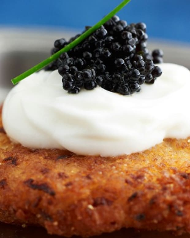 joy of kosher caviar latkes