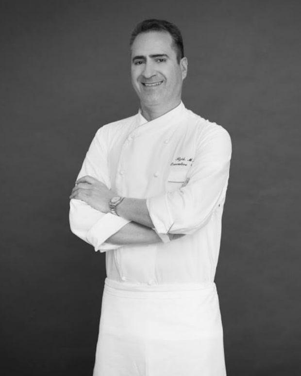 chef itzik barak