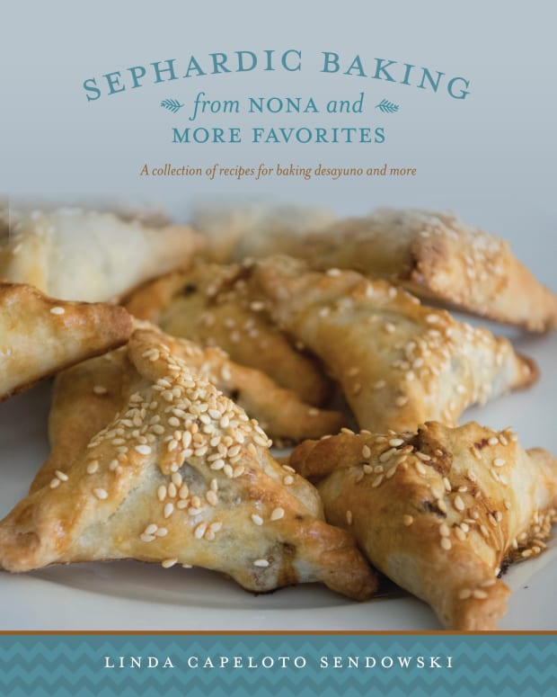 Sephardic Baking cookbook