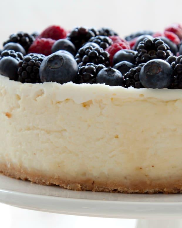 cheesecake wide