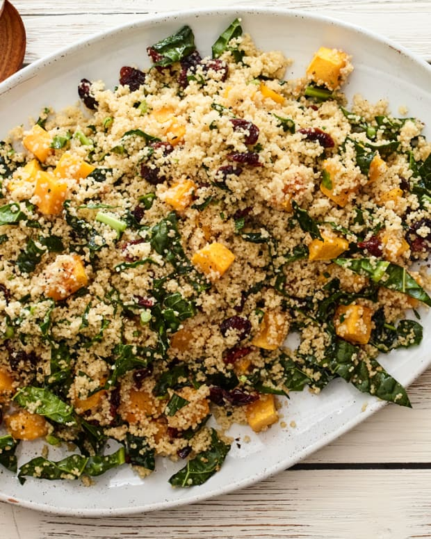 3 ingredient couscous salad