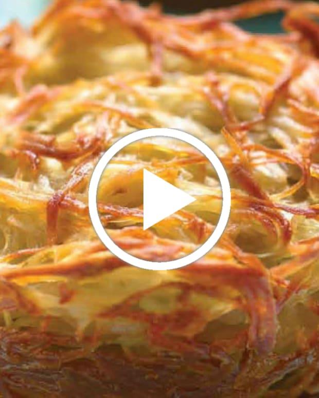 potato kugel cups video