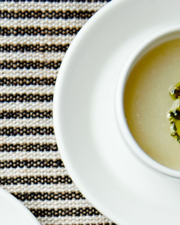 White Winter Soup