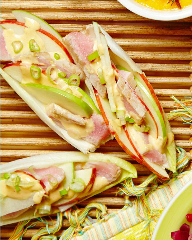 Apples and Honey-Chipotle  Seared Tuna Tapas.jpg