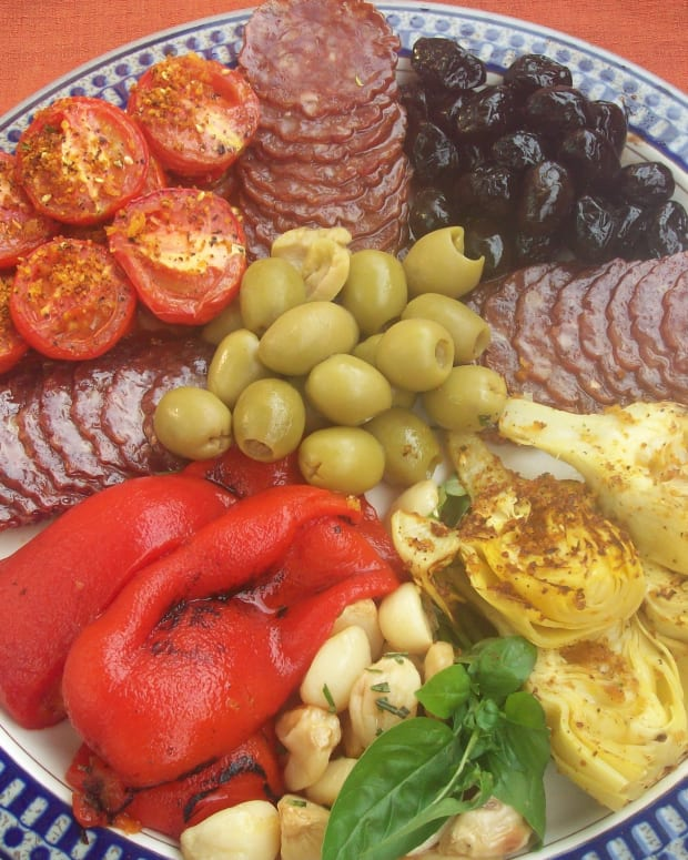 Meat Kosher Antipasto Platter