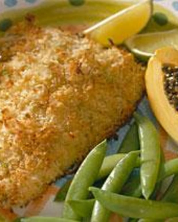 Coconut Lime Fillets