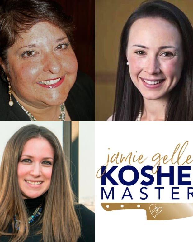kosher masters graphic