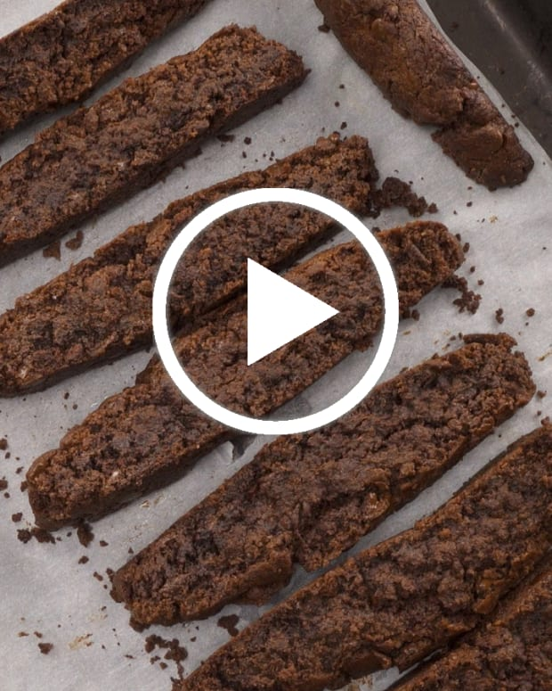Double Chocolate Mandel Bread video