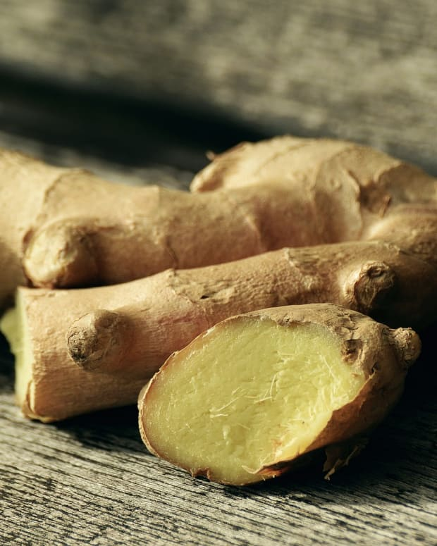 fresh ginger for concentrate