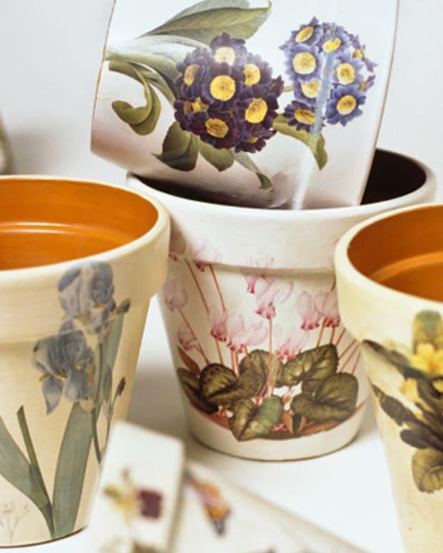 crafts-painted-flower-pots
