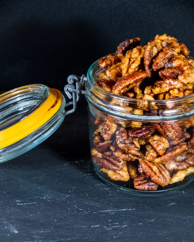 red pepper pecans