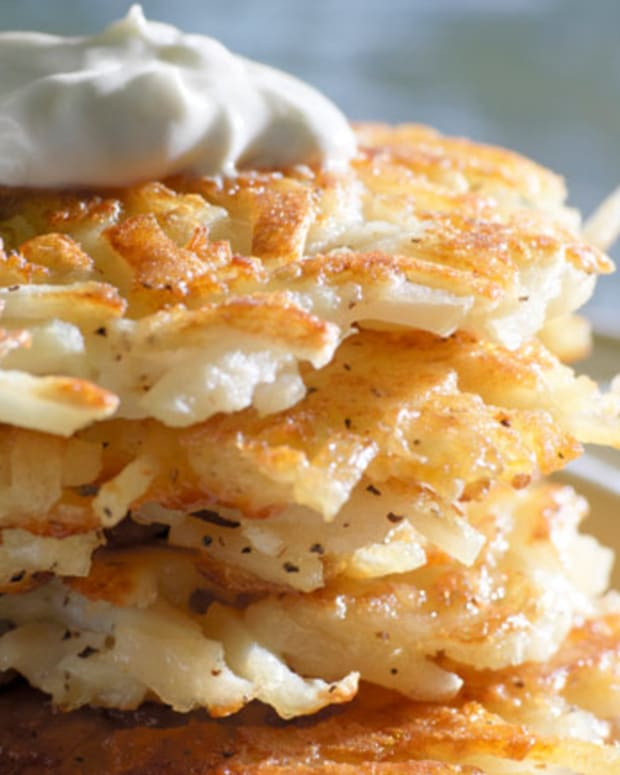 8 Reasons Why Latkes Are Better Than Hamentashen