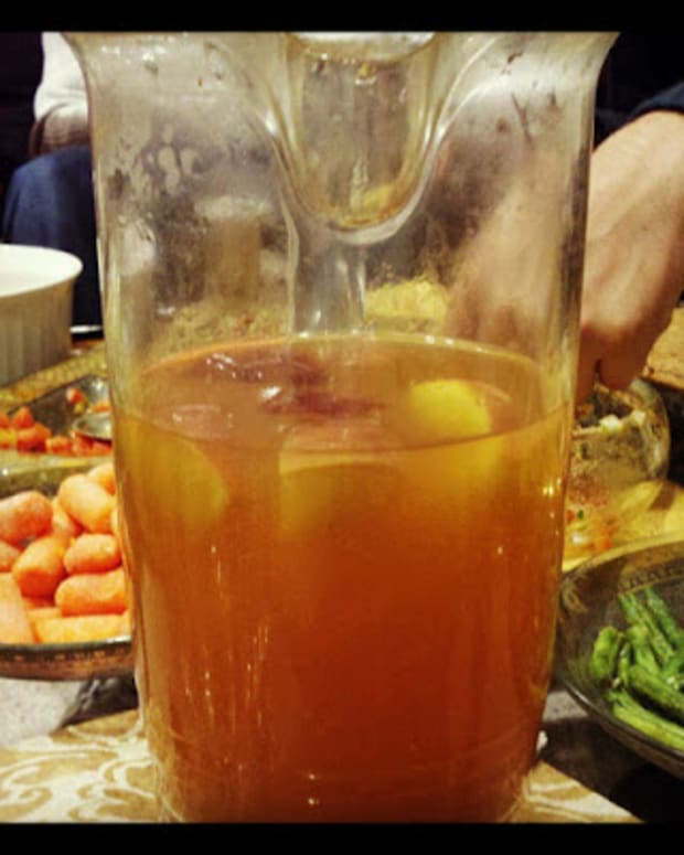 Homemade Mulled Apple Cider