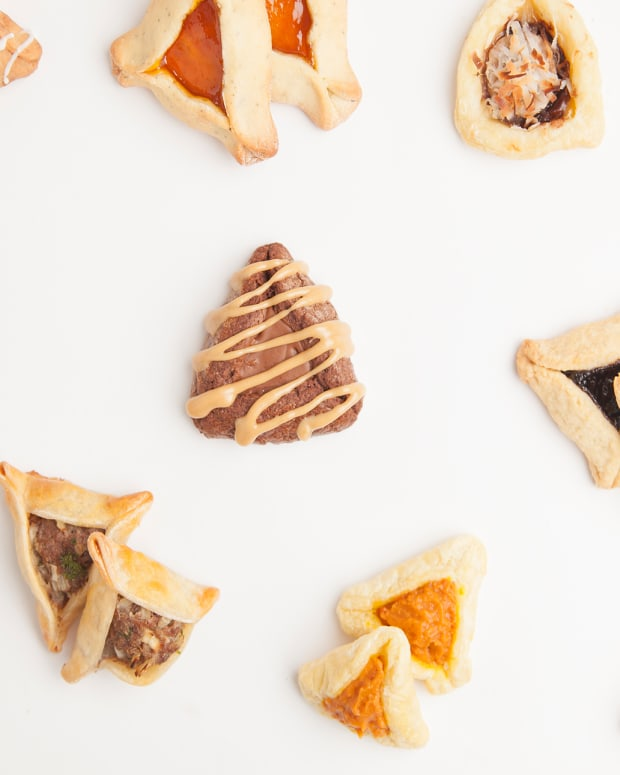 Hamantaschen from around the world