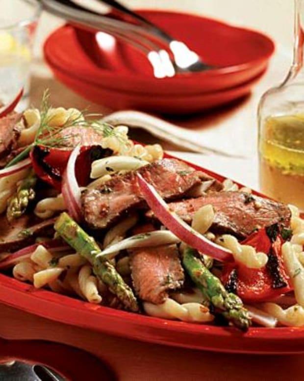 Italian Beef and Fennel Salad