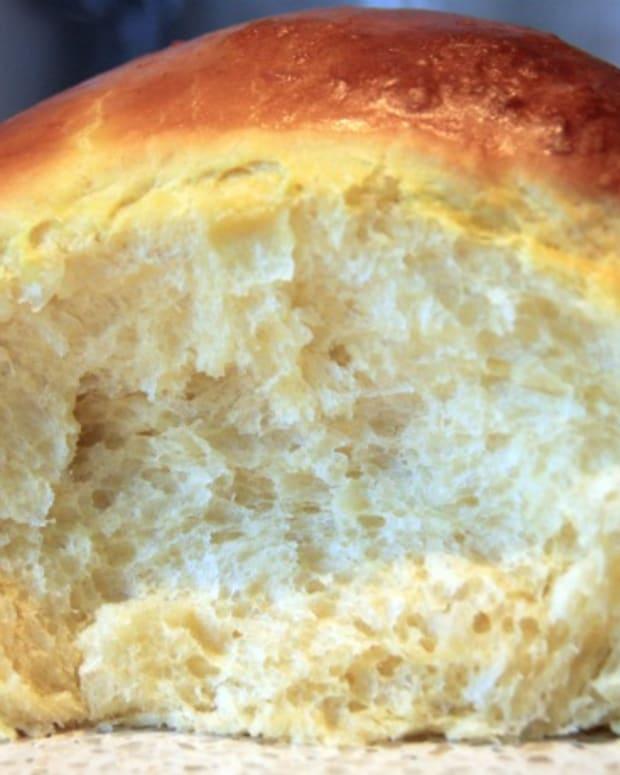 Sweet Potato Brioche