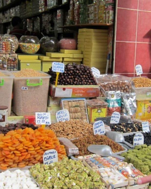 Istanbul market main