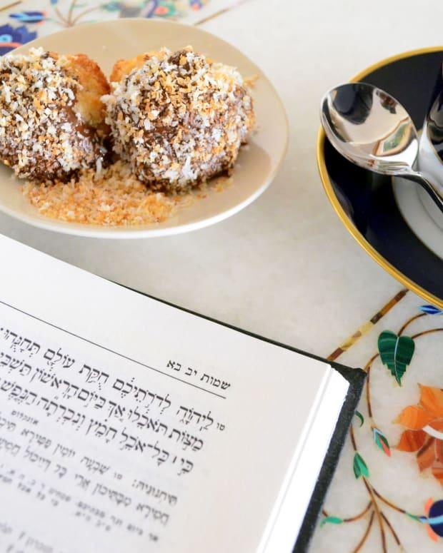 Torah and coffee