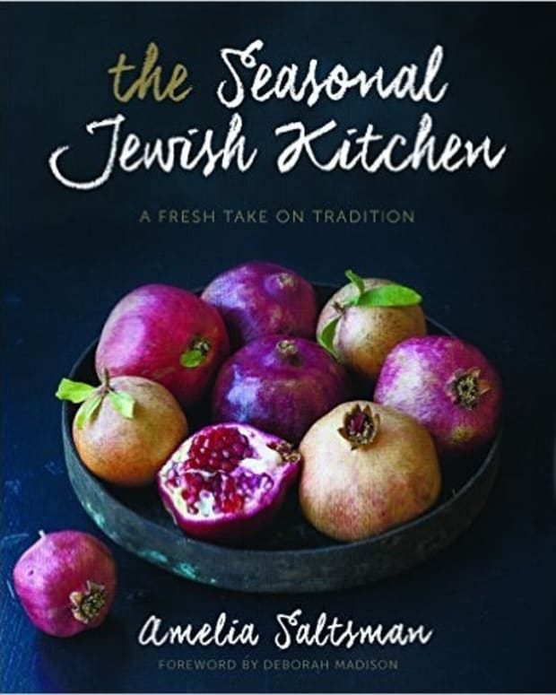 The Seasonal Jewish Kitchen © 2015 by Amelia Saltsman
