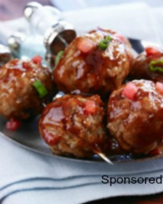 Watermelon-Glazed-Mini-Barbequed-Meatballs k