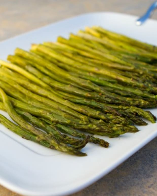 Lemon-Roasted-Asparagus