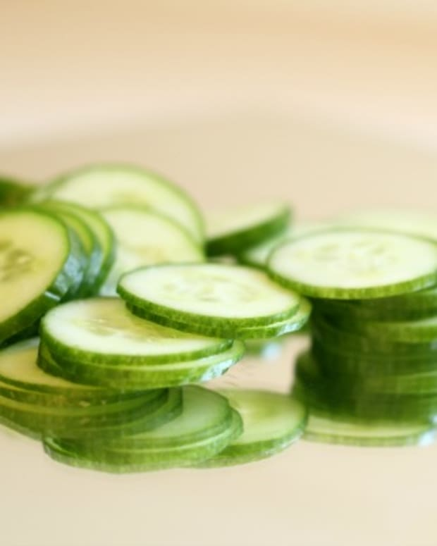 cucumber slices