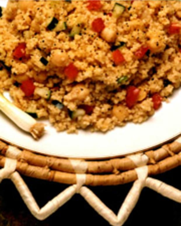 Zesty Couscous Salad