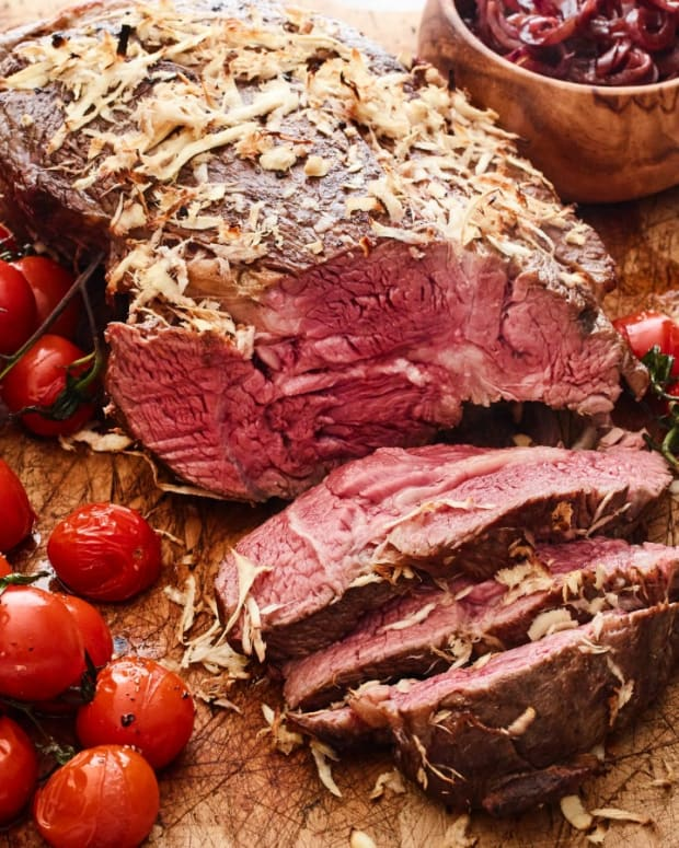 Chuck Roast For Passover
