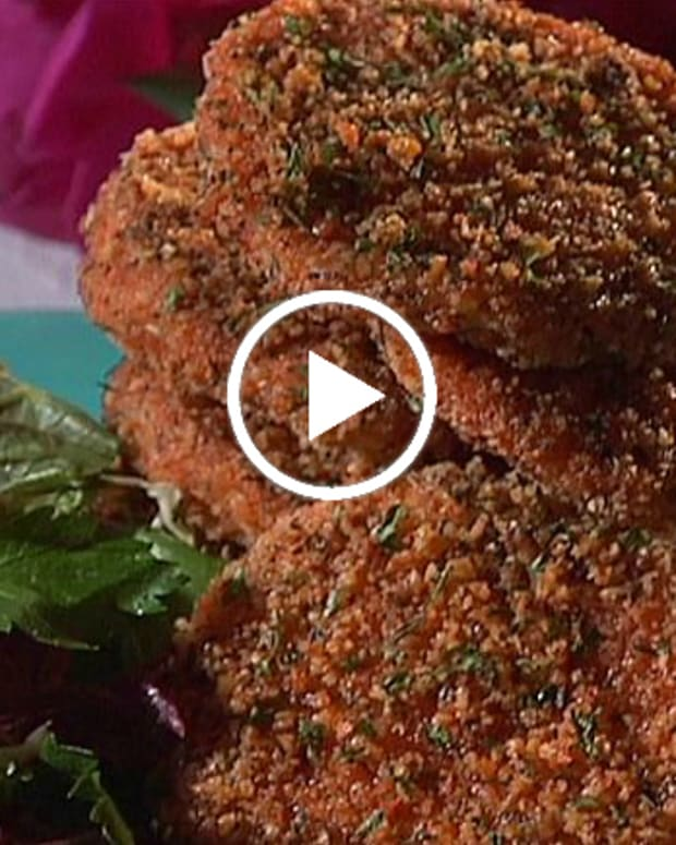 Herbed Salmon Cutlets