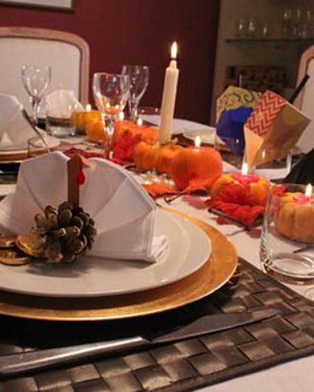 thanksgivukkah tablescape