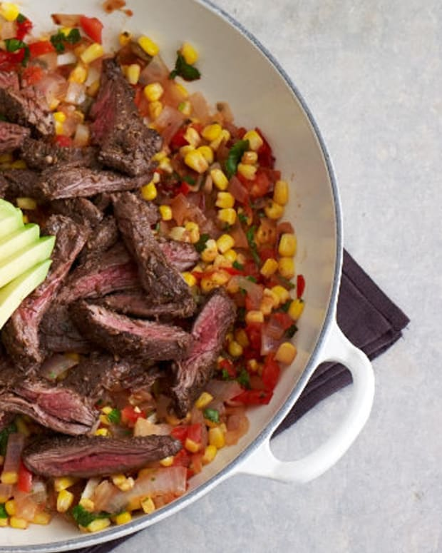 skirt-steak-skillet