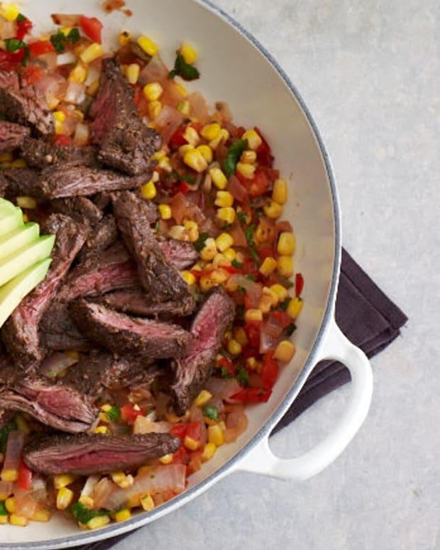 skirt-steak-skillet