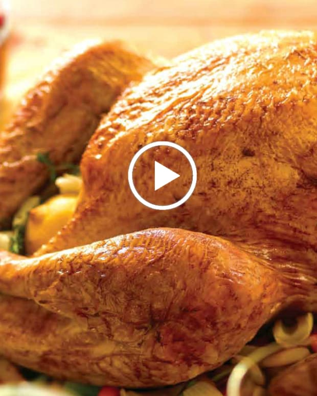 roast turkey video
