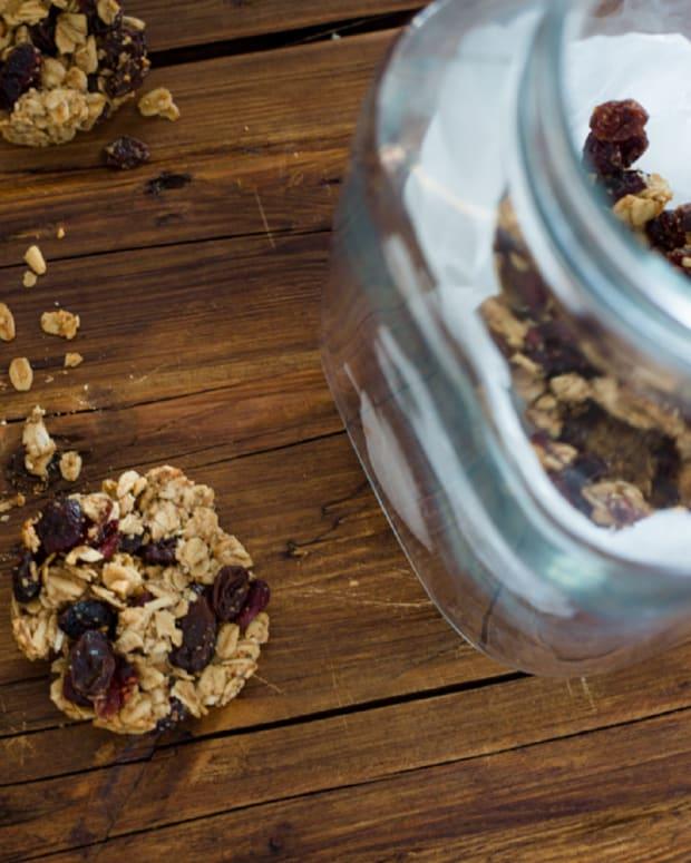 Vegan Breakfast Cookie