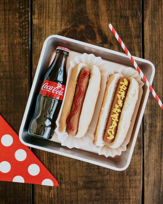 Hot Dogs Mishloach Manot