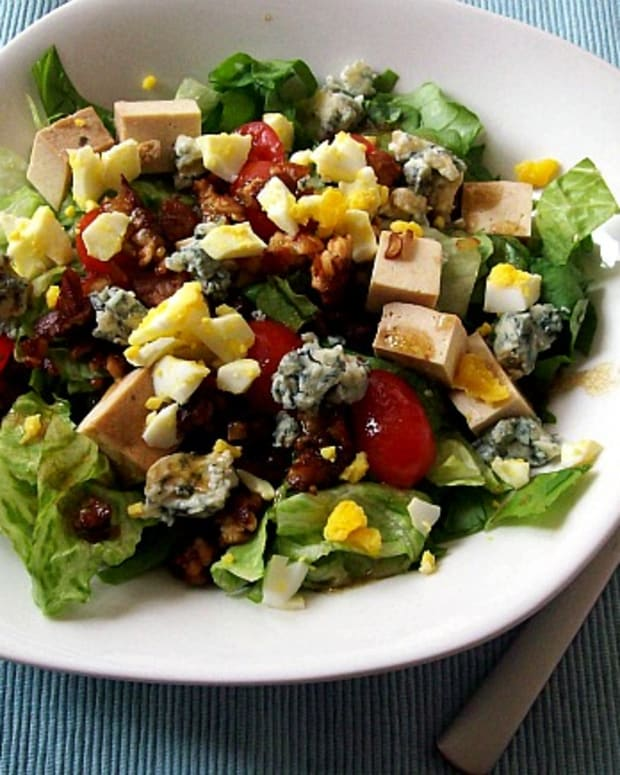 kosher cobb salad