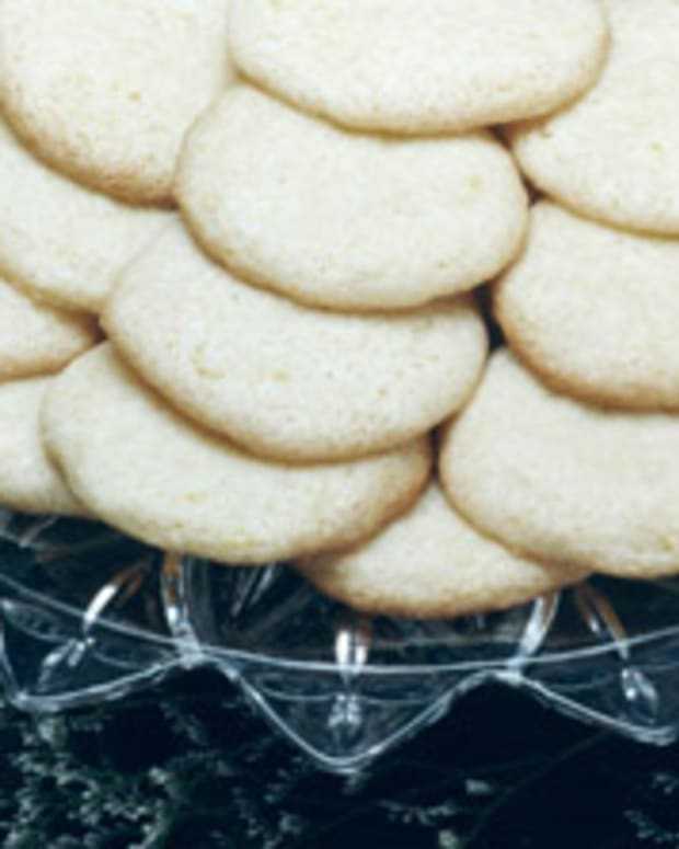 Lemon Yogurt Cookies