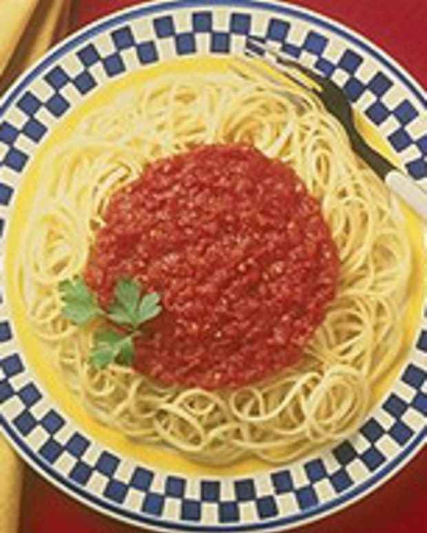 Super Low-Fat Tomato Sauce