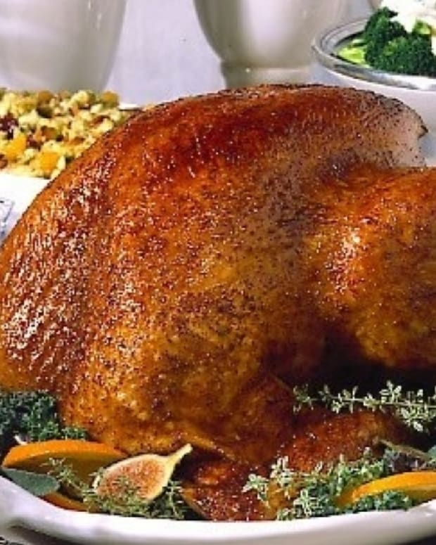 Honey Spiced Turkey