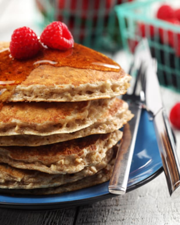 cinnamon oatmeal pancakes kosher recipe