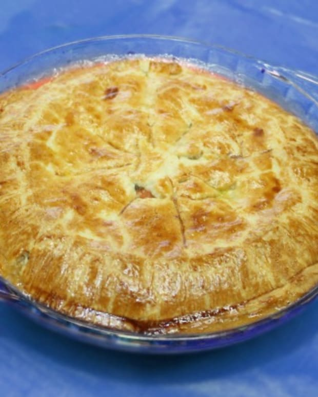 Manischewitz Chicken Pot Pie