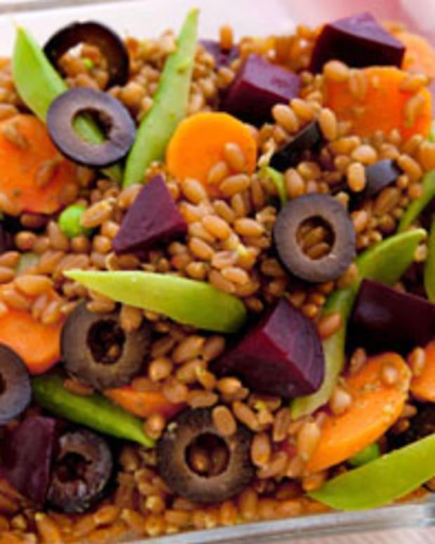Wheat Berry Primavera