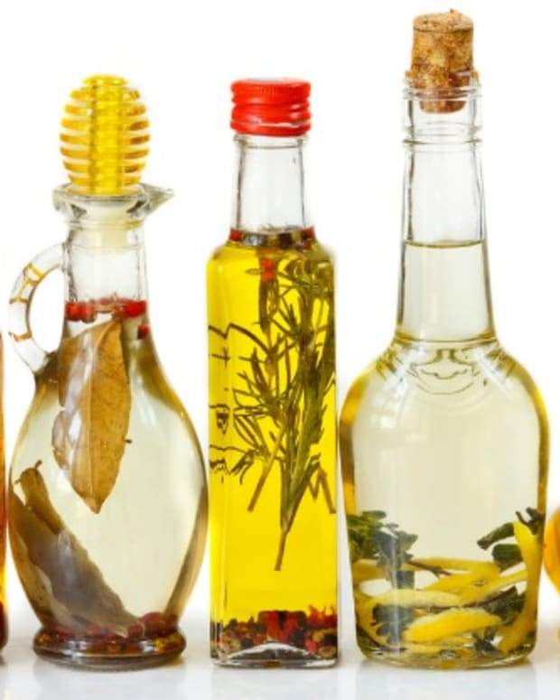 edible gift infused oils