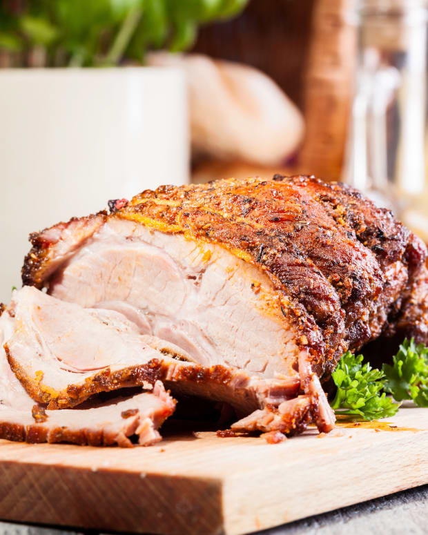 Old Roasts, New Tricks: New Recipes for Holiday Roasts