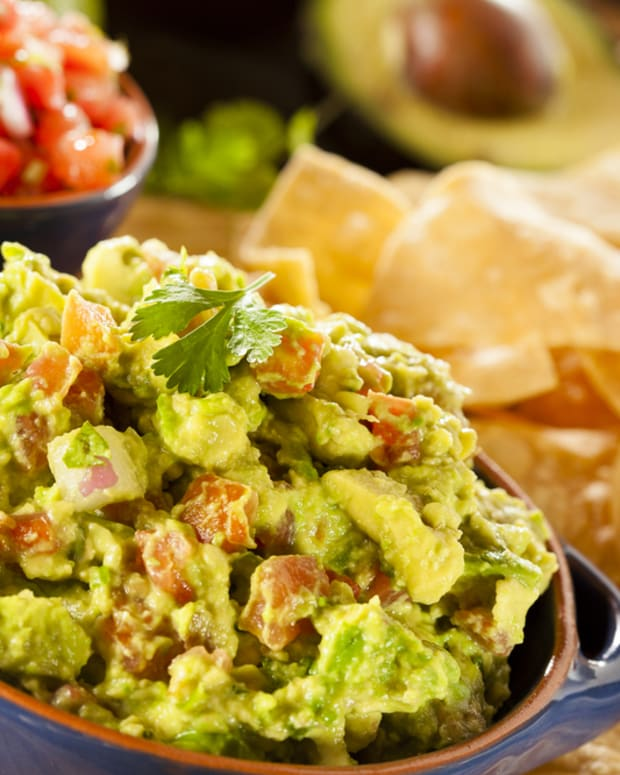 spicy guacamole