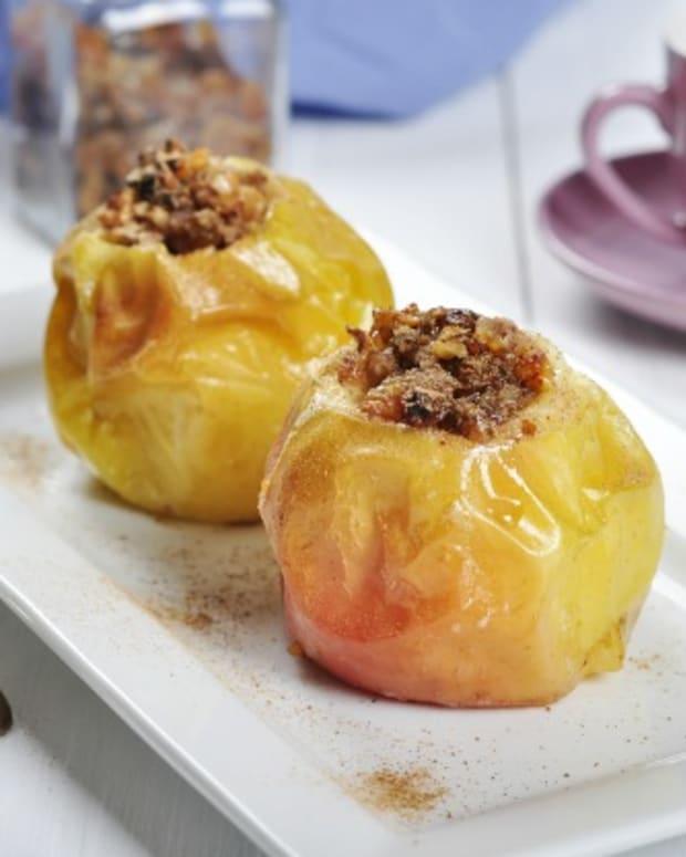 simple baked apple-joyofkosher