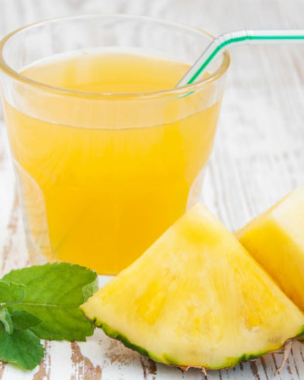 recipes using pineapple juice