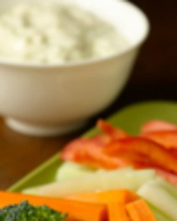 Low-Fat Blue Cheese Dip