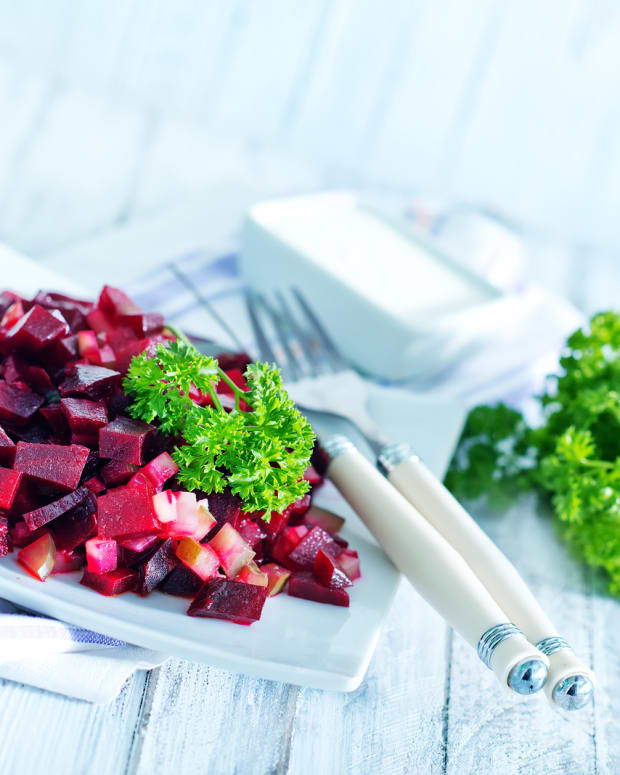 pineapple beets