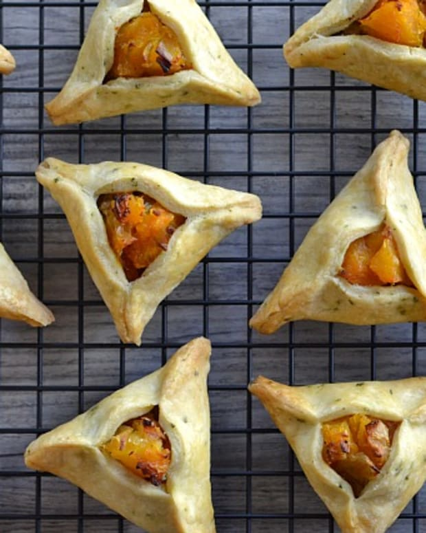 Thanksgiving Hamantaschen